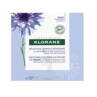 Klorane Bleuet Bio Patchs Défatigants Express 7x2 Patchs à VIC-FEZENSAC