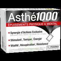Asthe 1000 Poudre à Diluer épuisements Physique & Mental 10 Sachets à VIC-FEZENSAC